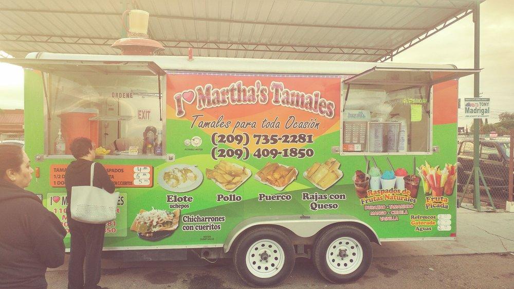 Martha's Tamales: Crows Landing Rd, Modesto, CA