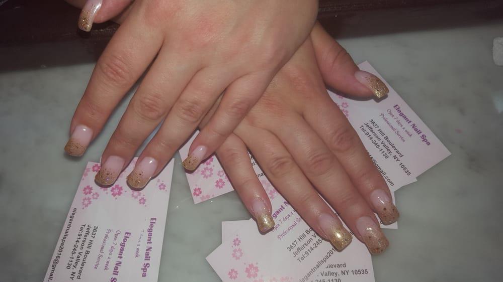 Elegant Nail Spa Gift Card