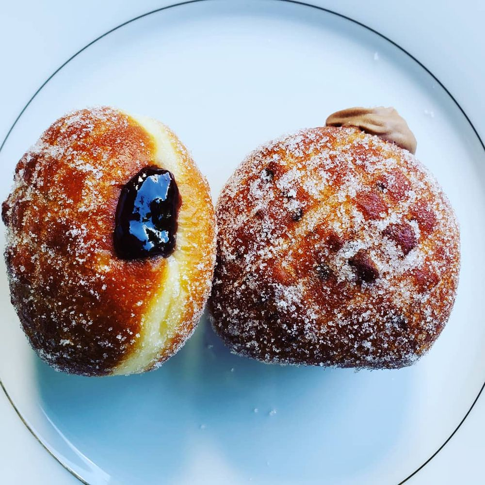 B Doughnut Pop-up: 101 Pennsylvania Ave SE, Washington, DC, DC