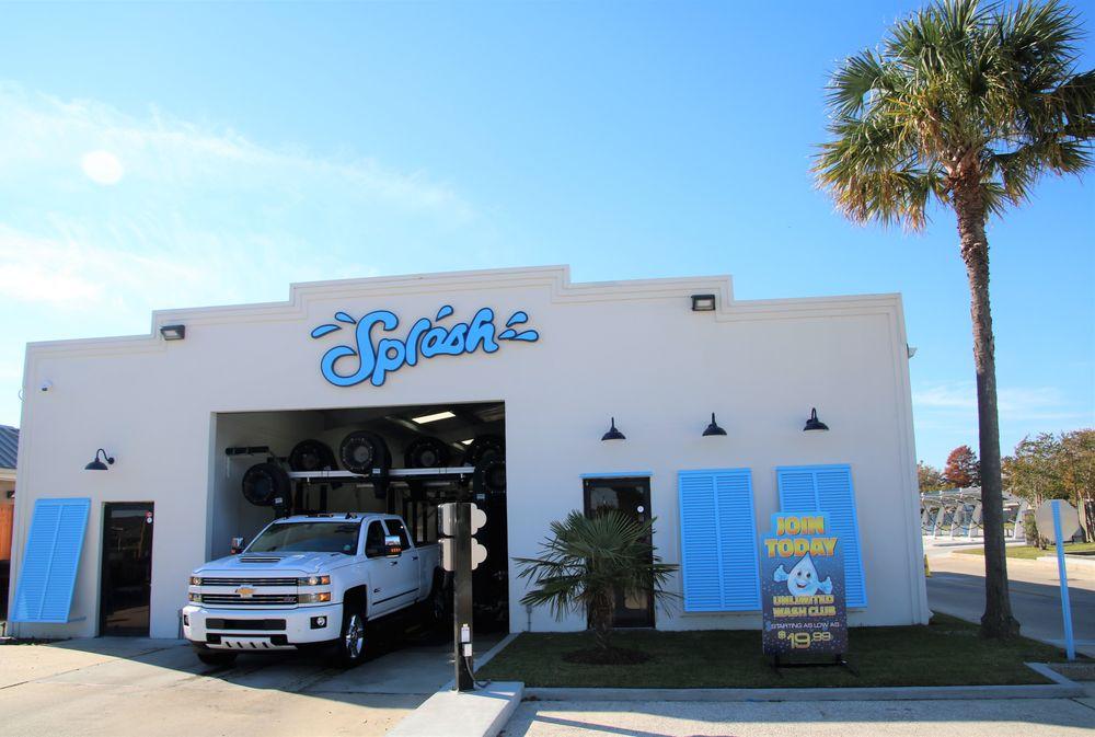 Splash Express Car Wash: 922 E Judge Perez Dr, Chalmette, LA