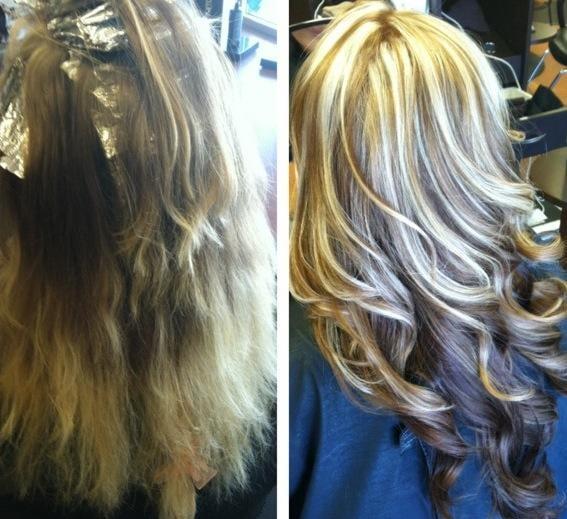 Great job renee yelp for Renee hair salon