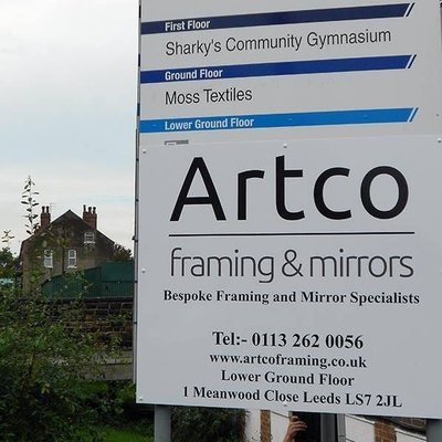 Artco Framing and Mirrors - Framing - 1A Meanwood Close, Meanwood ...