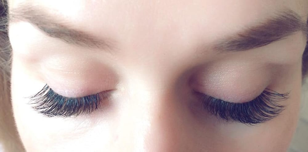 This Look Is A Lovely Blend Of Classic Eyelash Extensions And Soft