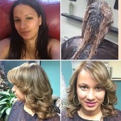 Le cache hair nail salon 593 photos hair salons for A list nail salon bloomfield nj
