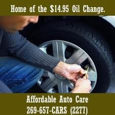 Affordable Auto Care: 59259 County Rd 653, Paw Paw, MI