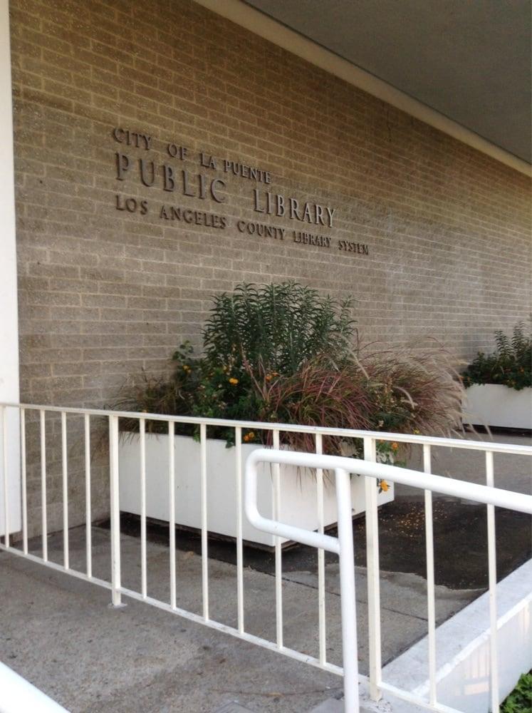 Photos for LA County Library - La Puente Library - Yelp