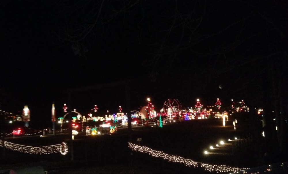 Photos for Gaddy Family Christmas Light Extravaganza - Yelp