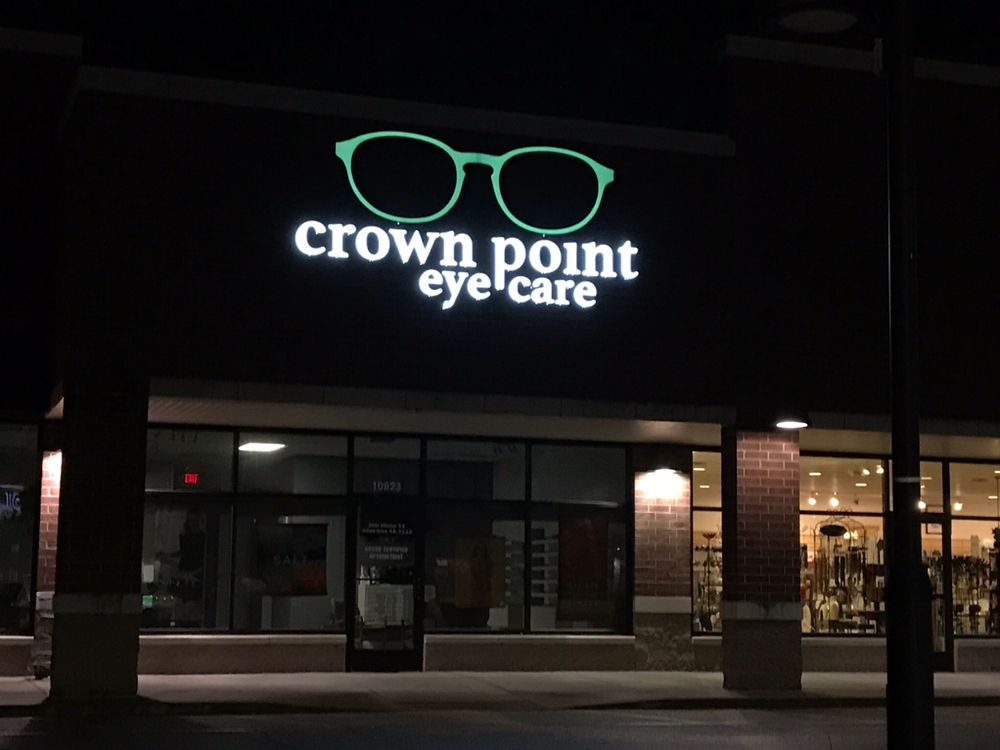 Crown Point Eye Care: 10823 Broadway, Crown Point, IN