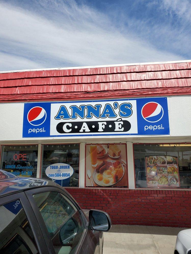 Anna's Cafe: 704 W 1st St, Wapato, WA