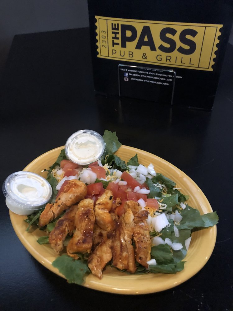 The Pass Pub & Grill: 2303 E Washington St, Bloomington, IL
