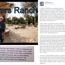 Photo of Superdog - Roseville, CA, United States. Dave Barron's further  slander, ...