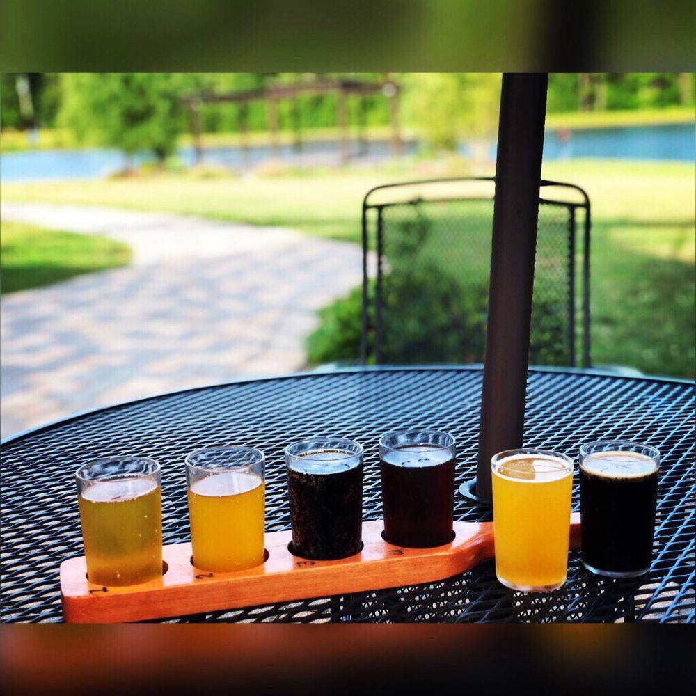Morgan Ridge Vineyards & Brewhouse: 486 John Morgan Rd, Gold Hill, NC