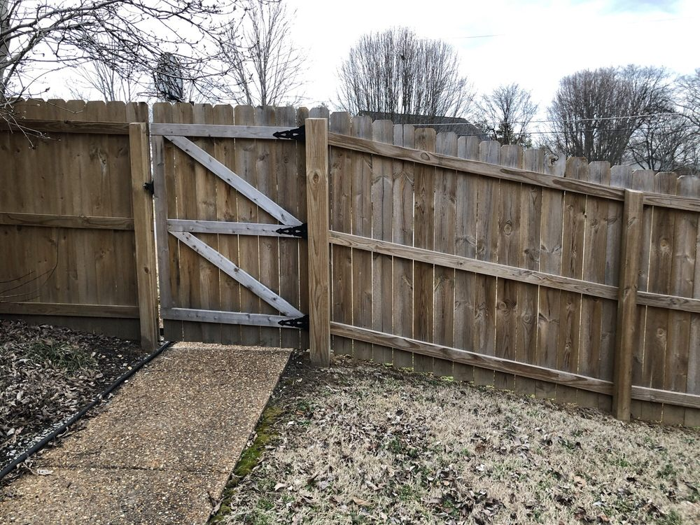 Yard Dog Fence