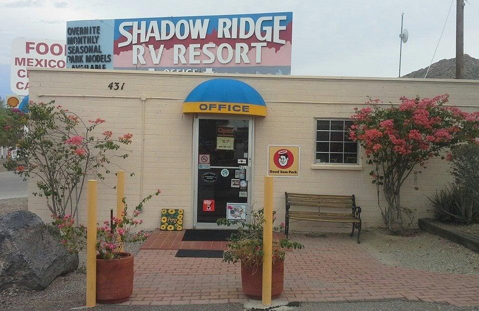 Shadow Ridge Rv Resort: 431 N 2nd Ave, Ajo, AZ