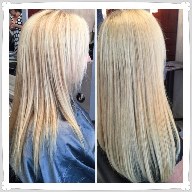 Great Lengths Hair Extensions By Rebecca At Mariposa Salon In San