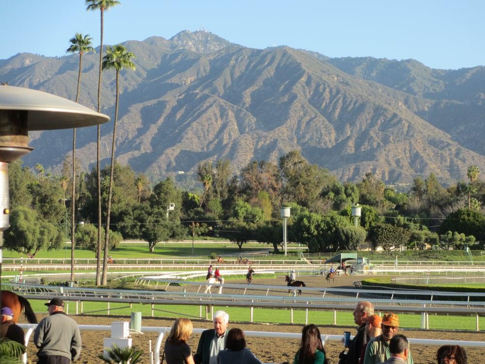 Beautiful Morning Breakfast At Santa Anita Park Yelp