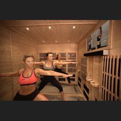 Hotworx yoga