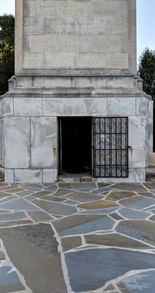 William Henry Harrison Tomb State Memorial: 35 Cliff Rd, North Bend, OH