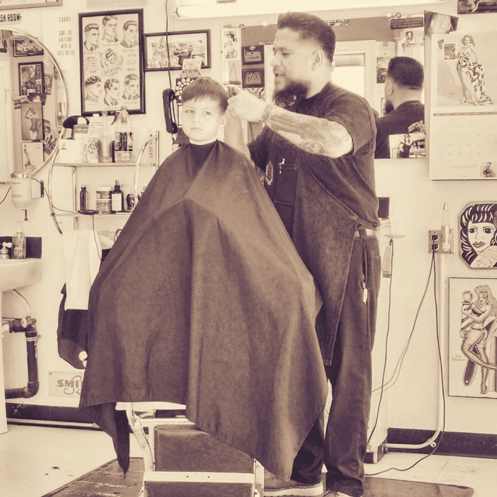 Ninth Street Barber Shop: 898 Guadalupe St, Guadalupe, CA