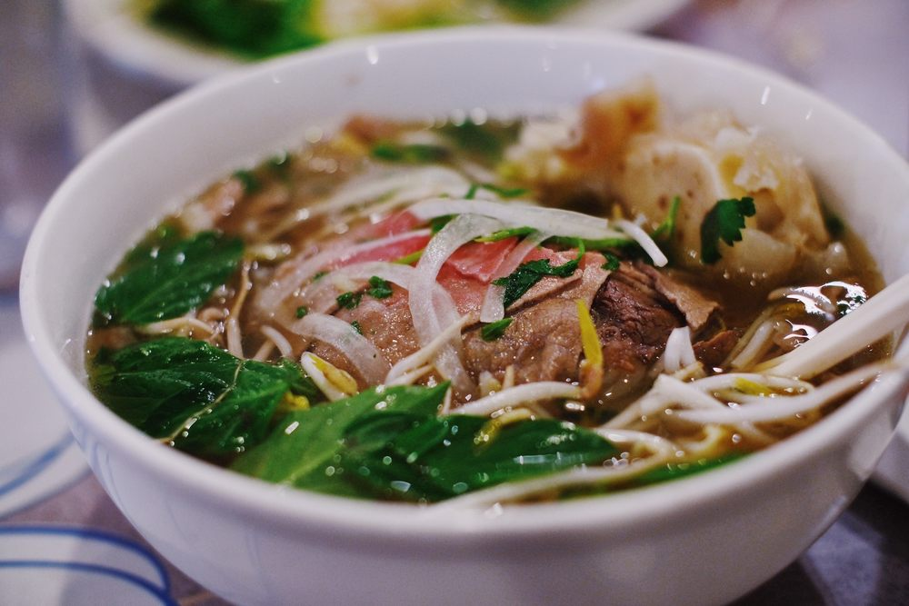 Food from Pho Kien Giang