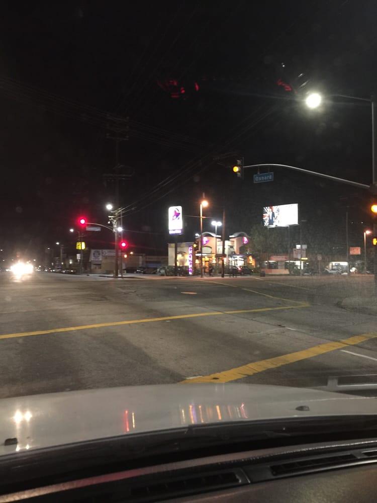 Fast Food Near North Hollywood