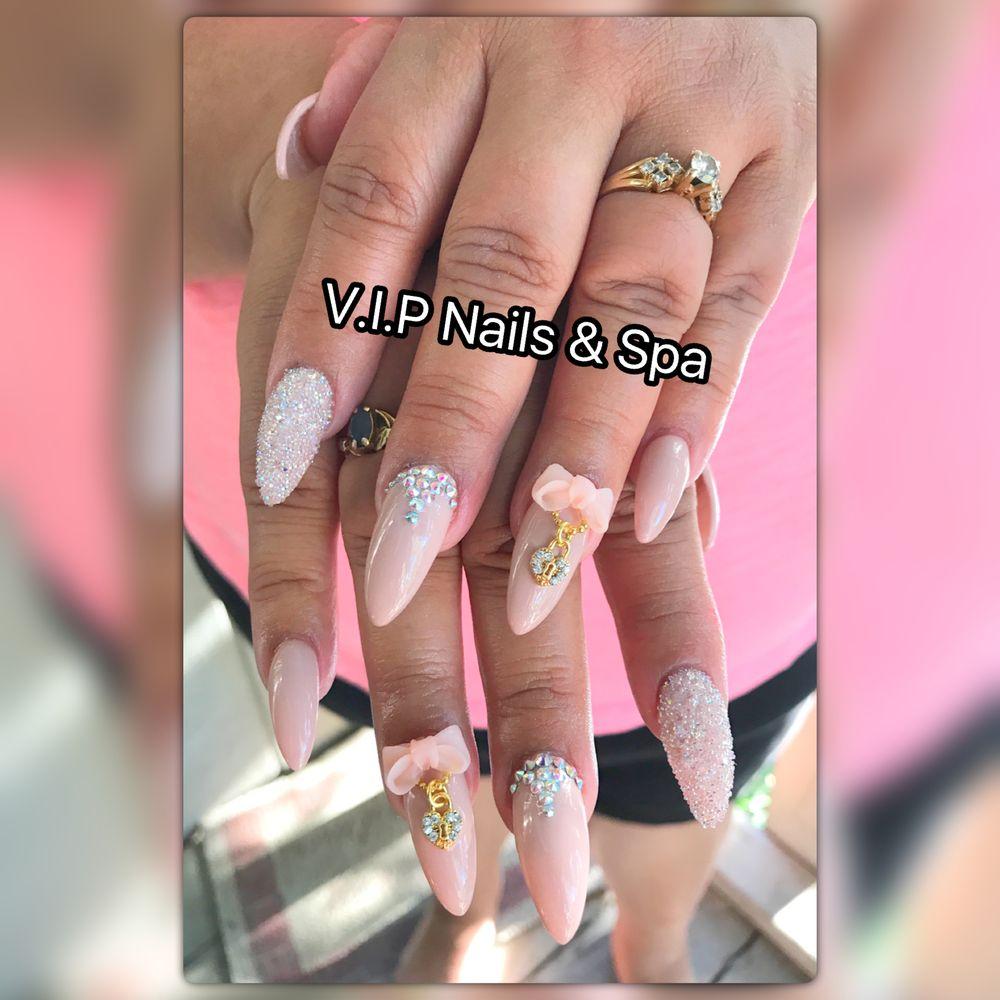 V.I.P Nails & Spa - 315 Photos & 122 Reviews - Nail Salons - 7879 ...