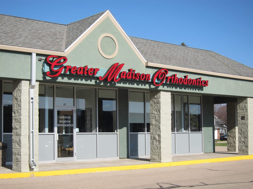 Greater Madison Orthodontics: 677 S Main St, De Forest, WI