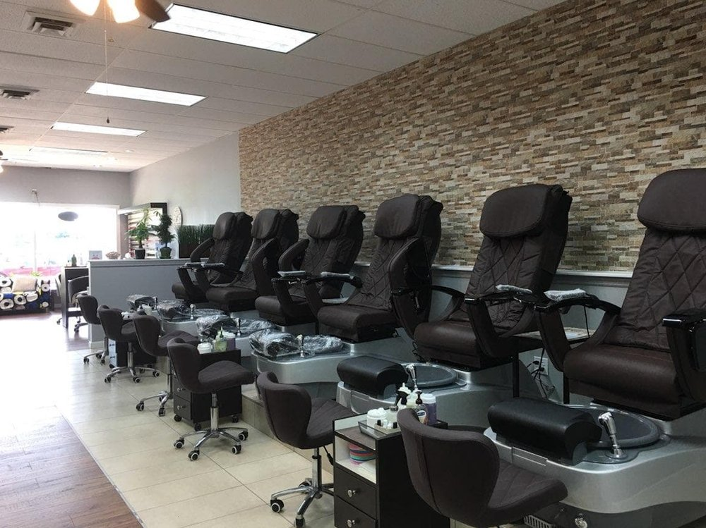 Nail House & Spa: 984 Sullivan Ave, South Windsor, CT