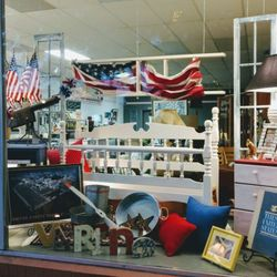 Exceptional Photo Of SUR Furniture   Fuquay Varina, NC, United States. Patriotic Window