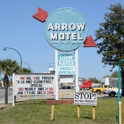 Photo Of Arrow Motel Orlando Fl United States