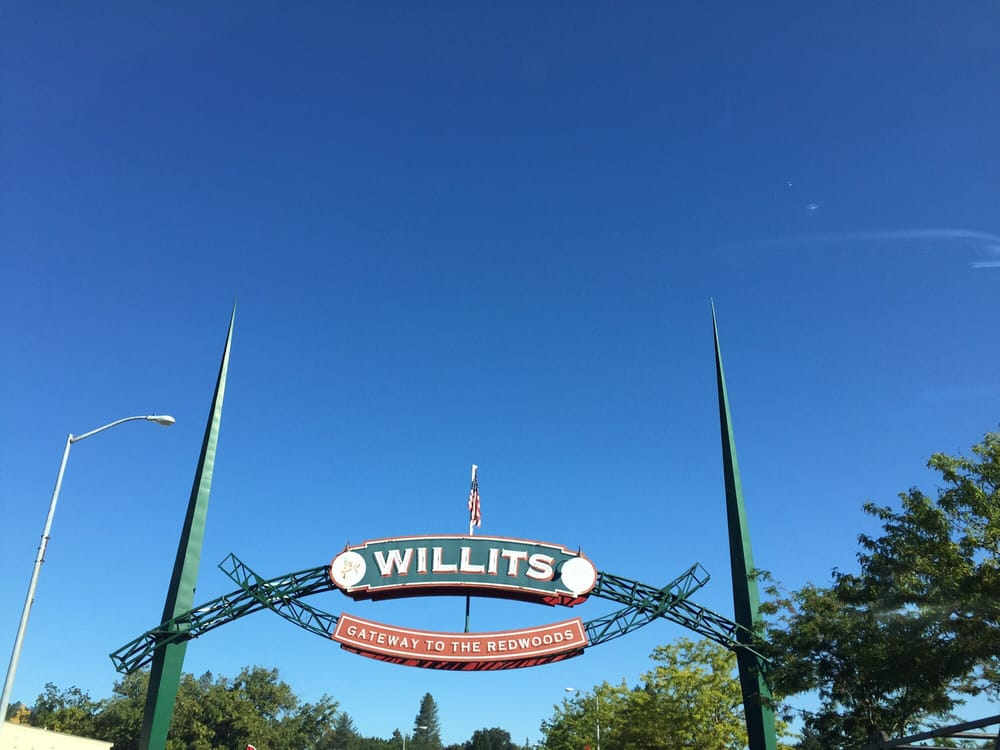 City of Willits: 1 Water Plant Rd, Willits, CA