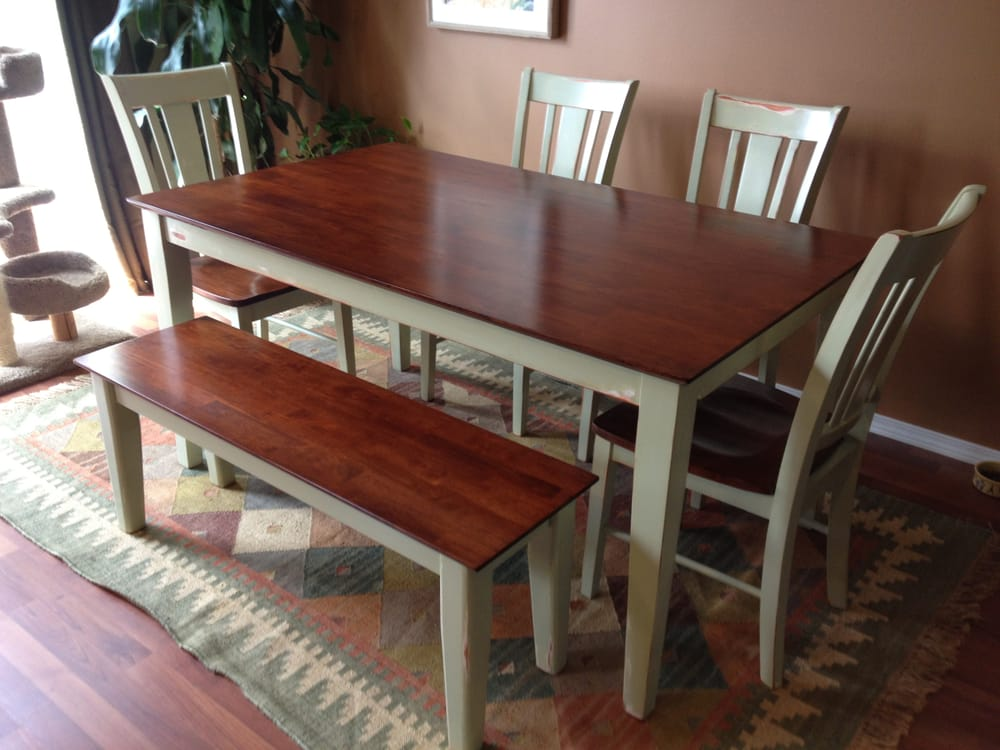 Photo Of Natural Furniture Portland Or United States Parawood Shaker Table And