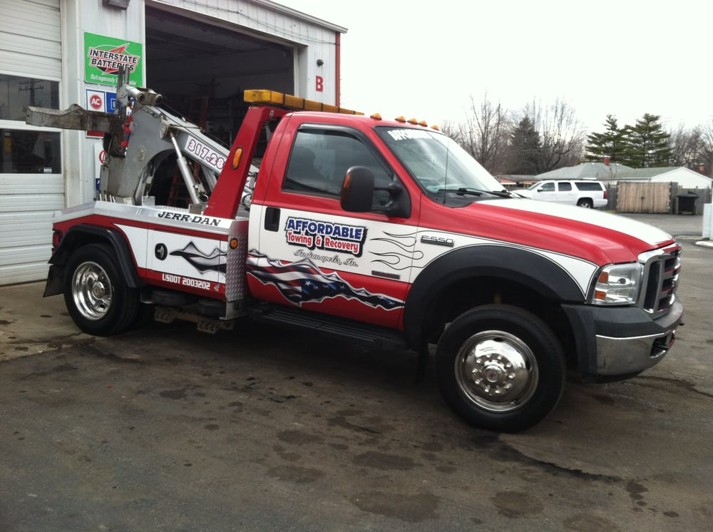 Affordable Towing And Recovery 24 Hours Yelp