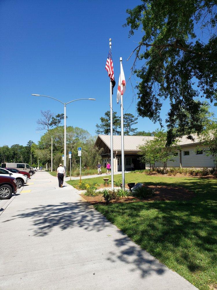 I-10 Rest Area Westbound Jefferson County: Florida 8, Monticello, FL