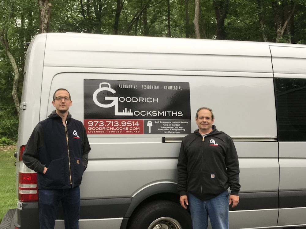 Goodrich Locksmiths: Flanders, NJ