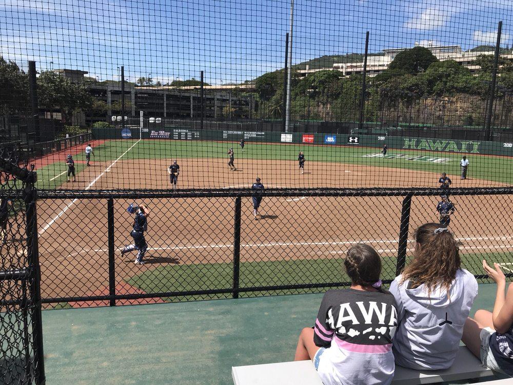 Rainbow Wahine Softball Stadium
