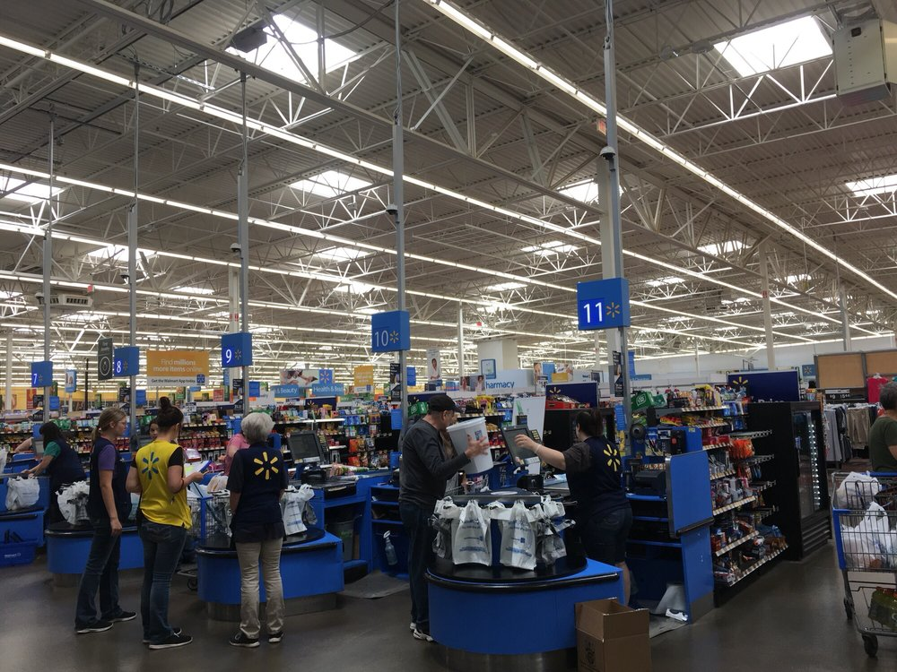 Walmart Supercenter: 210 Regional Dr, Elk City, OK