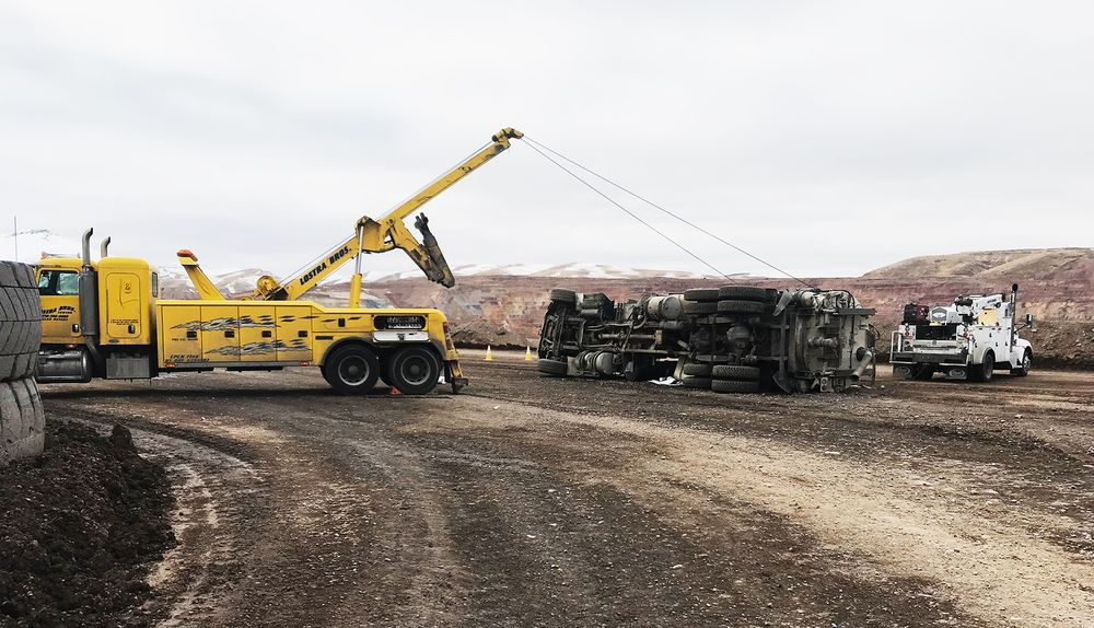 Towing business in Spring Creek, NV