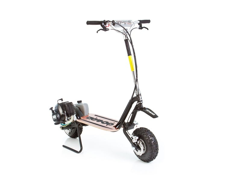 go-ped trail ripper gas scooter