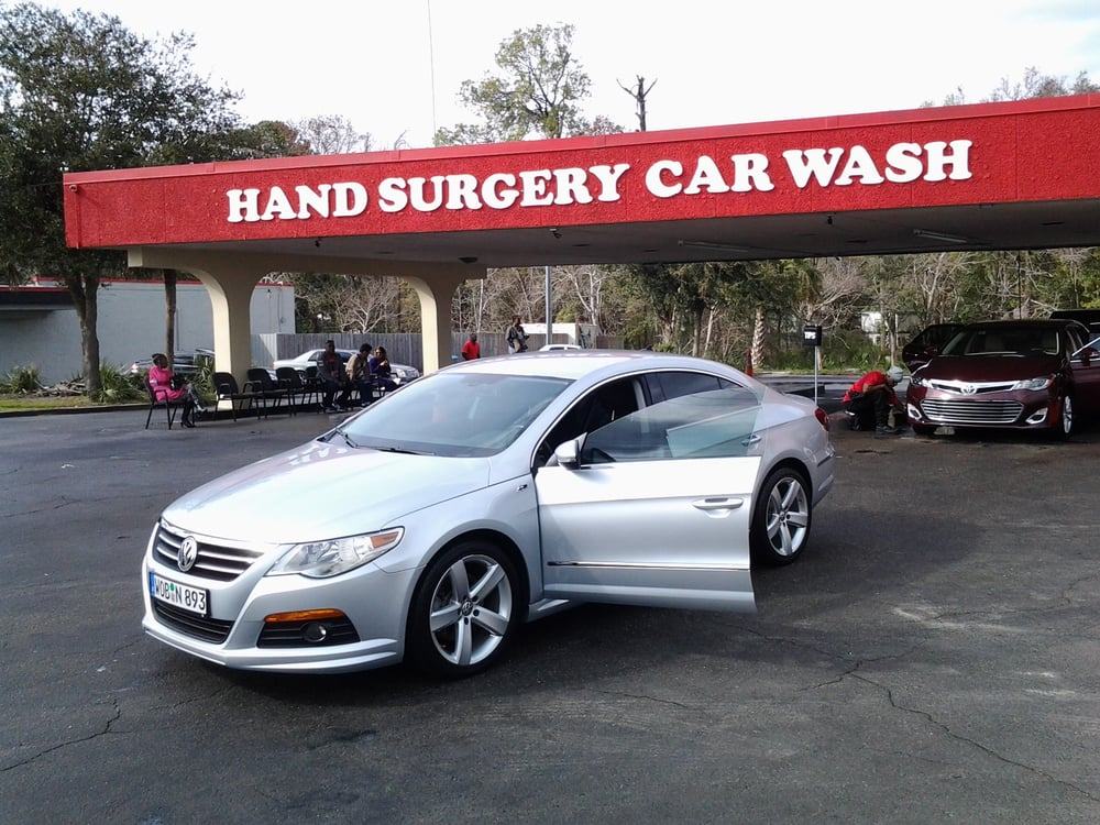 Car Wash Arlington Tx: Hand Surgery Car Wash