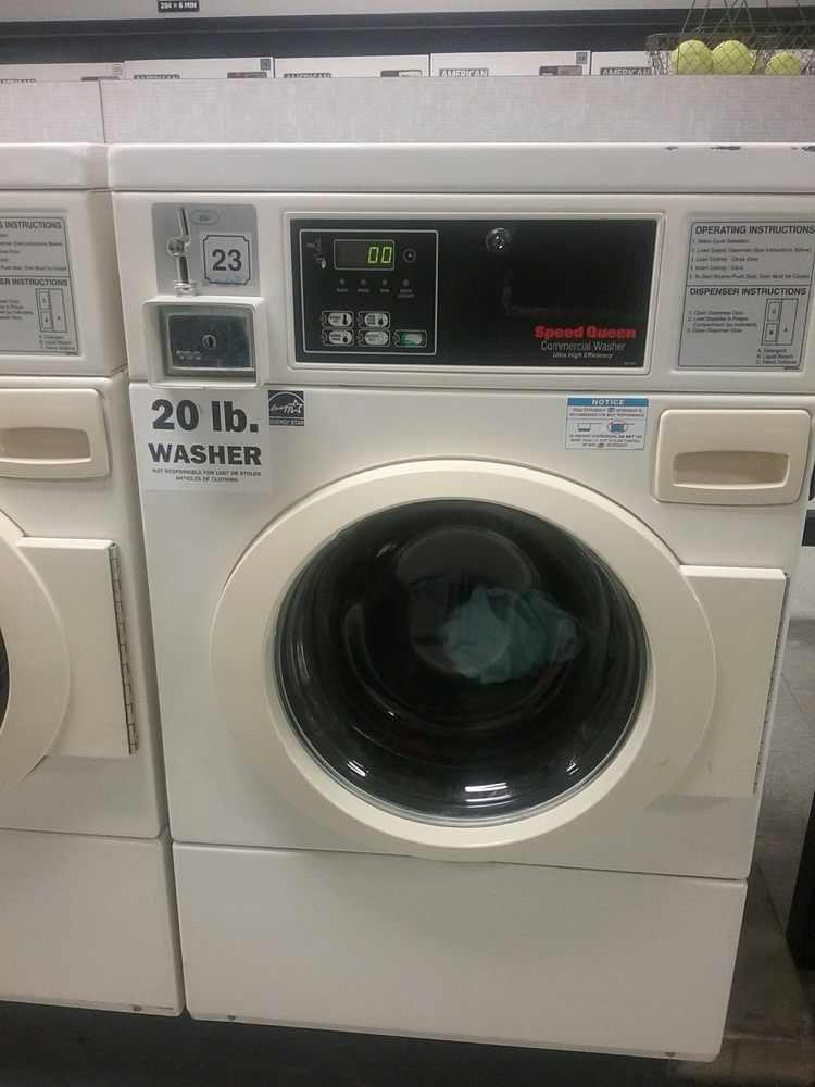 White Swan Laundromat & Dry Cleaning: 9119 Lima Rd, Fort Wayne, IN
