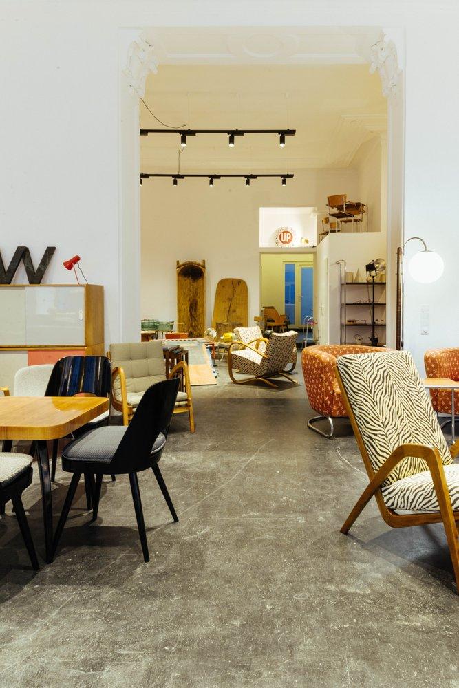 Tschechisches Wohndesign Furniture Shops Zieglergasse 65 Neubau
