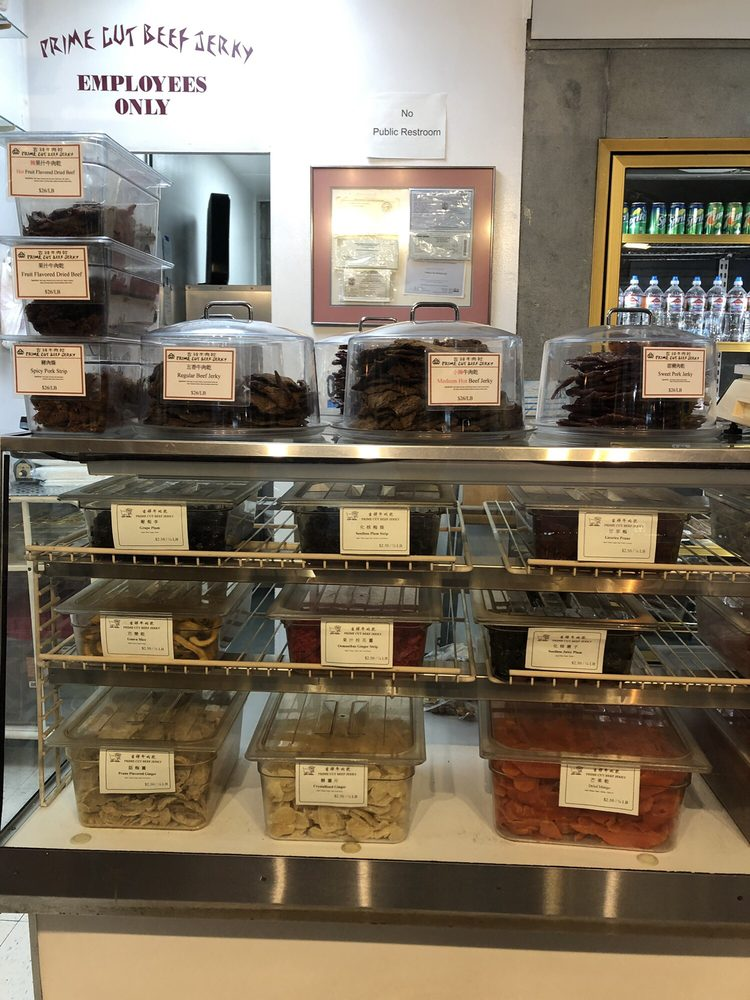Photo of Prime Cut Beef Jerky: Hacienda Heights, CA