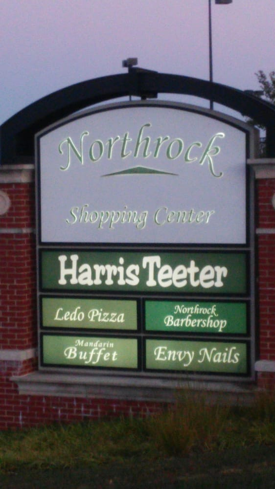 Northrock Shopping Center: 427-530 Fletcher Dr, Warrenton, VA
