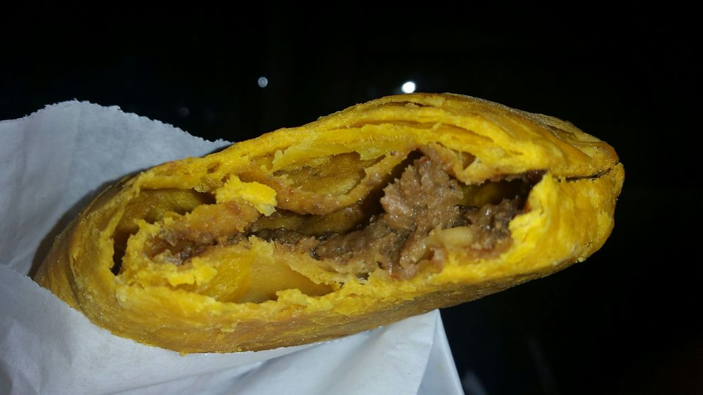 jamaican patty was very doughy yelp. Black Bedroom Furniture Sets. Home Design Ideas