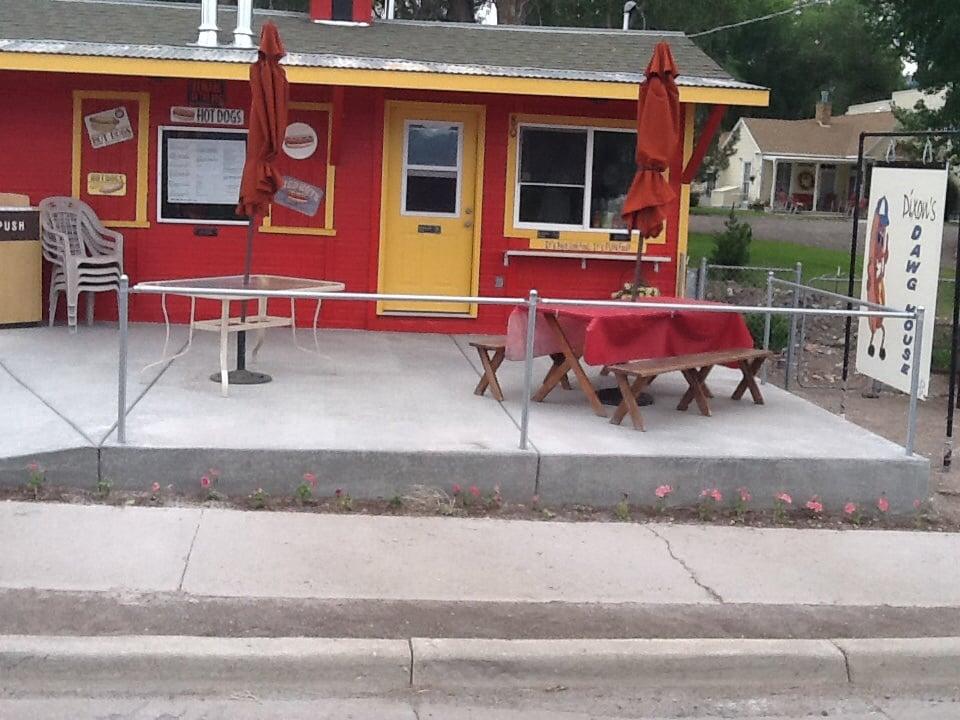 Dixon's Dawg House: 80 S State, Marysvale, UT