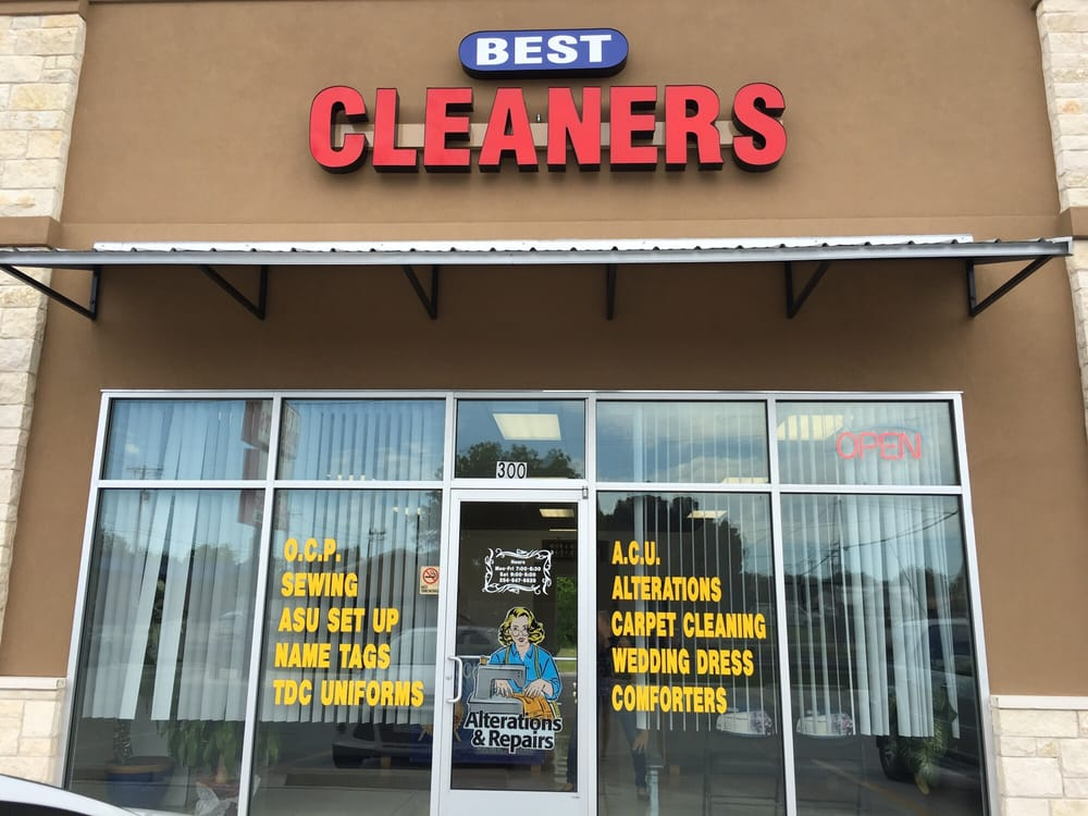 Best Cleaners: 202 N 1st St, Copperas Cove, TX