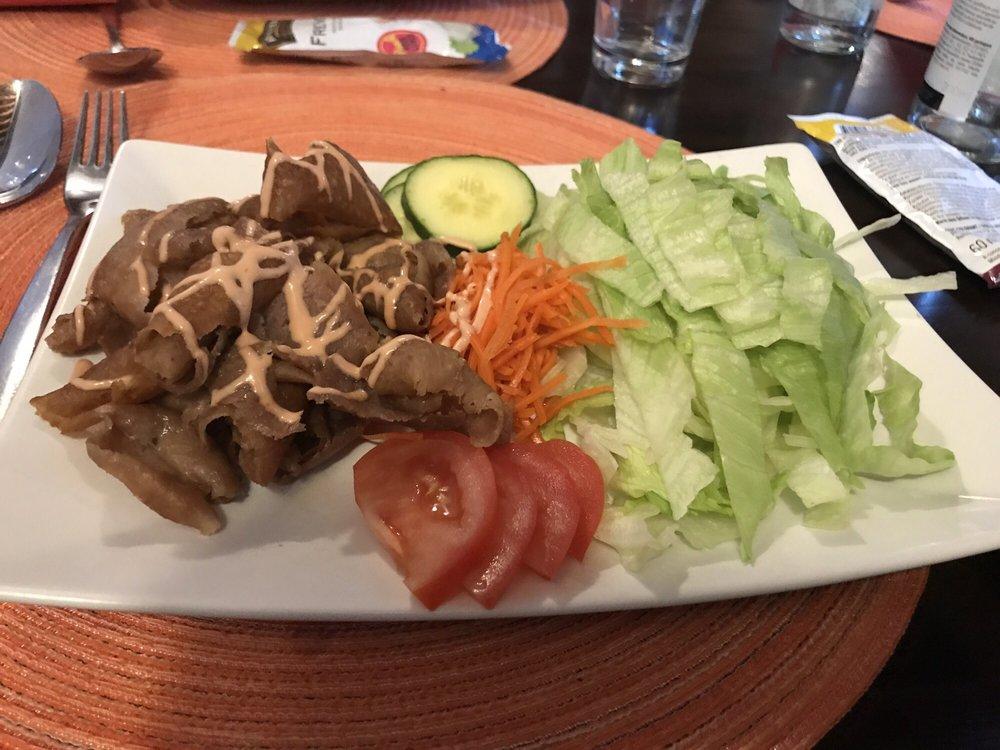 Restaurant aria persian iranian schaffhauserstrasse for Aria persian cuisine