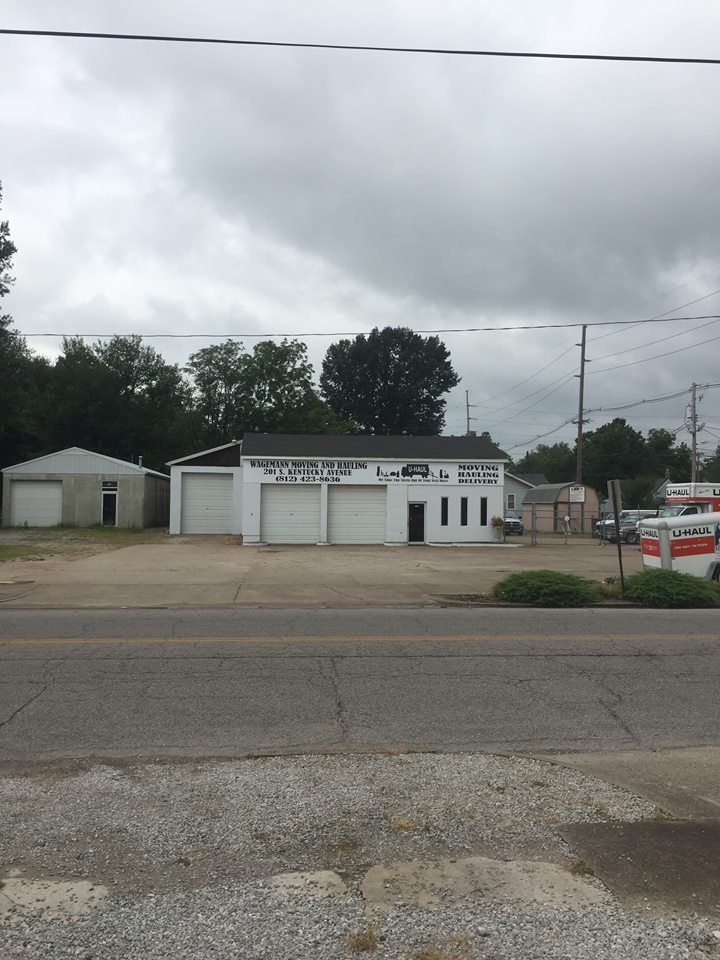 Wagemann Moving and Hauling: 201 S Kentucky Ave, Evansville, IN