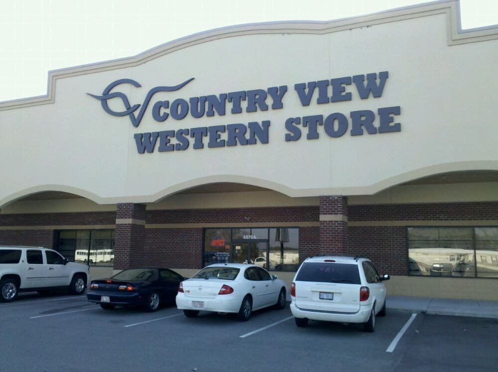 Country View Western: 4070 US-70, Goldsboro, NC